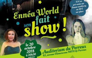 Ennea-world-fait-son-show