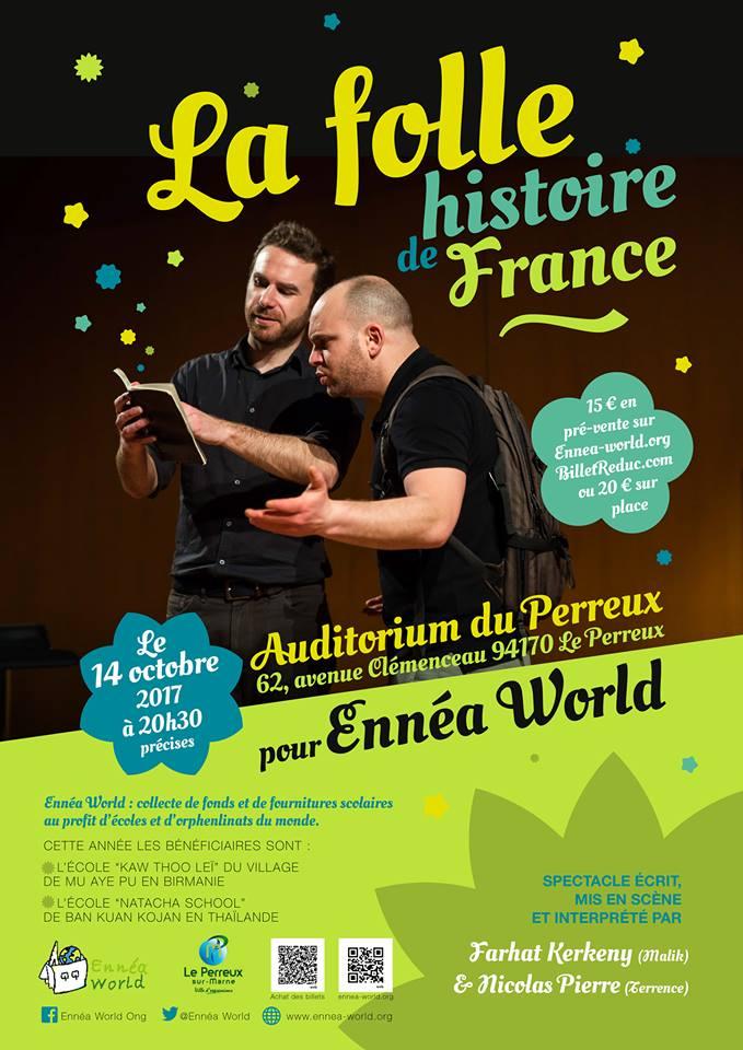 Folle histoire de France