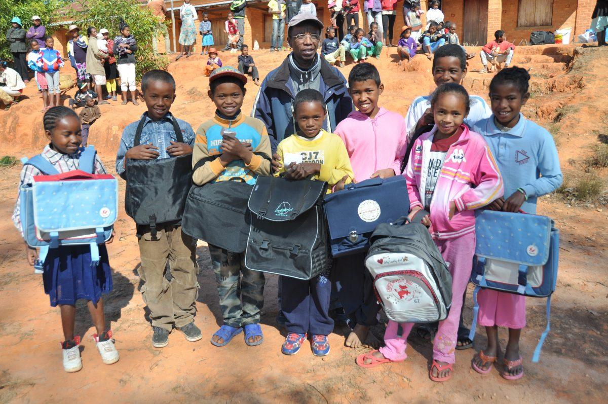 Madagascar livraison