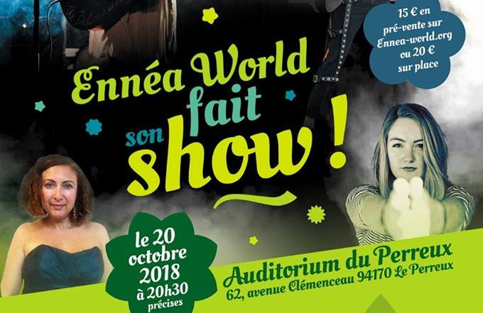 Ennea-world-fait-son-show