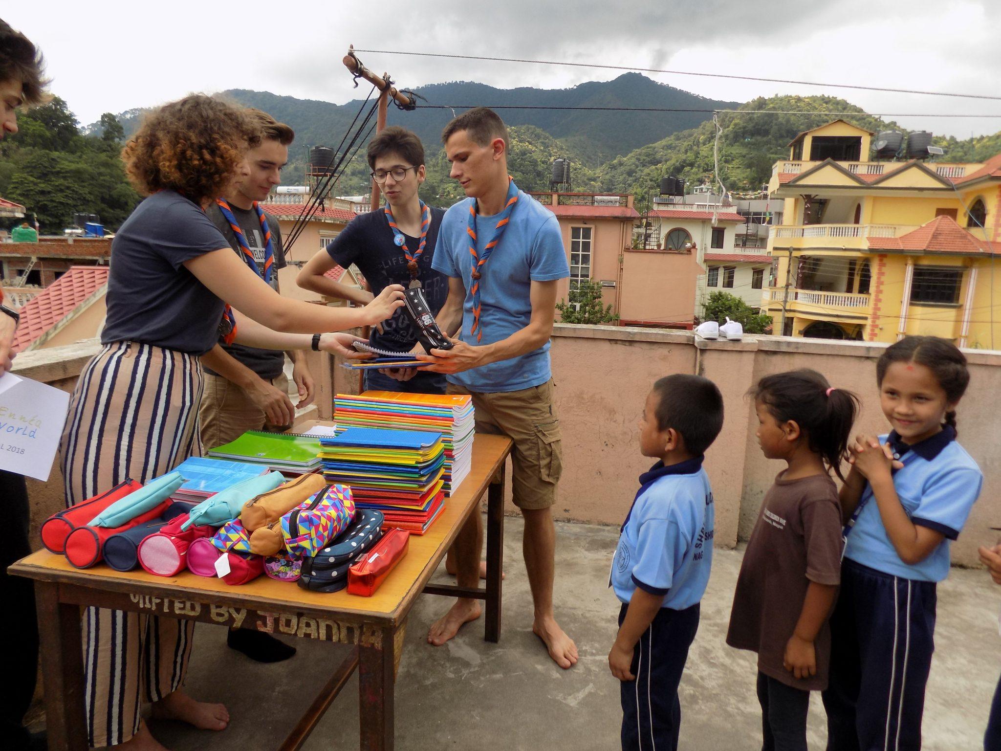 Mission Népal