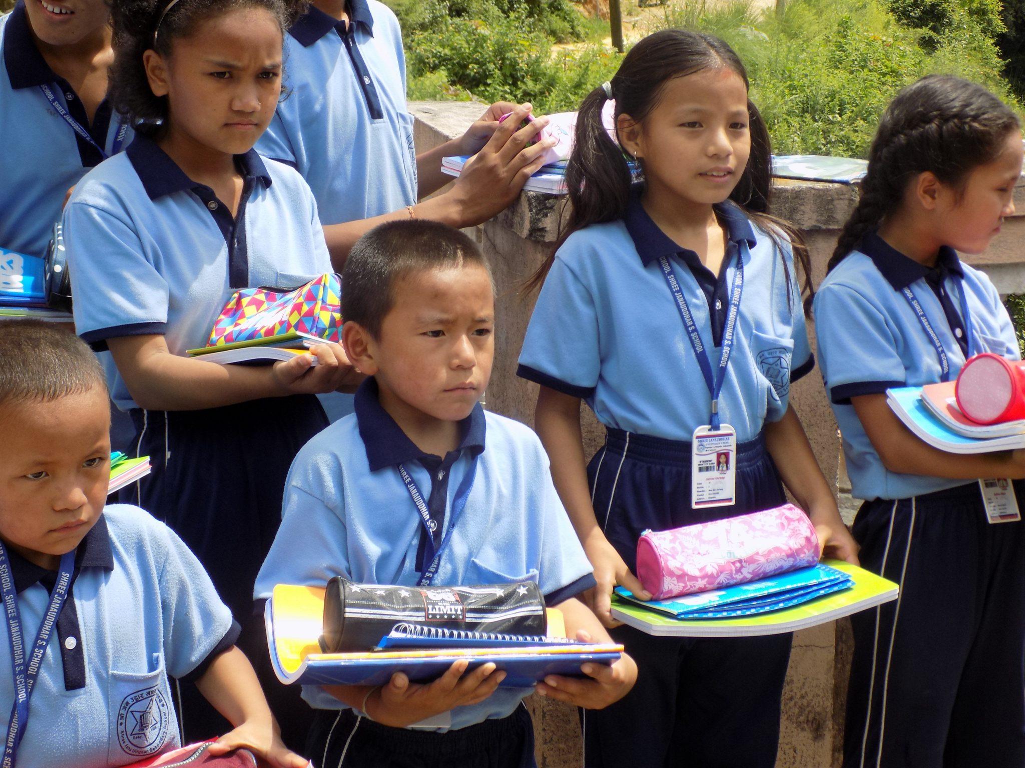 Livraison Népal