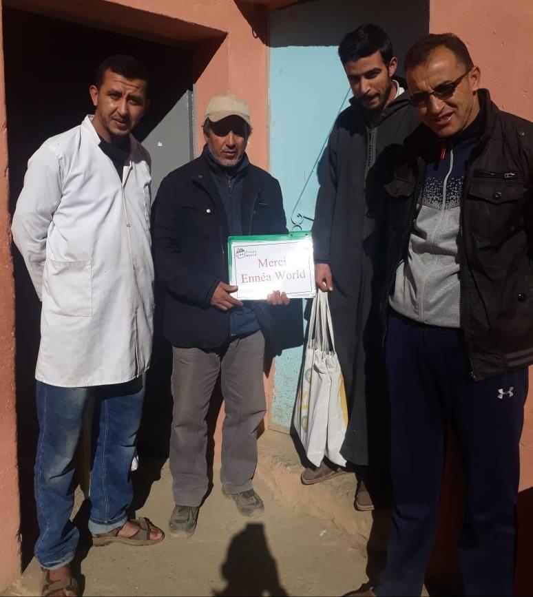 Livraison maroc